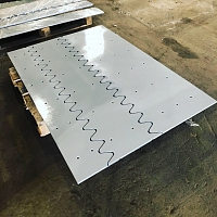 profile photo for expansion joints SG 83 Dewmark
