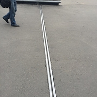 profile photo for expansion joints WR 71/70 Dewmark